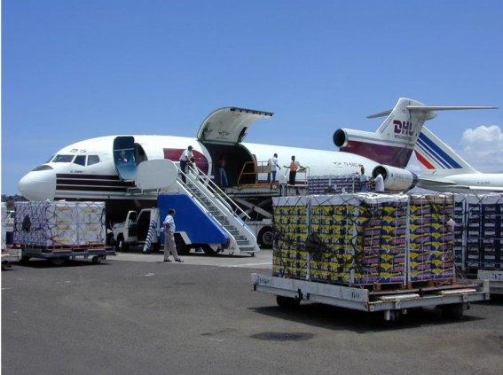 Photos Retro  > Boeing 727-200 DHL