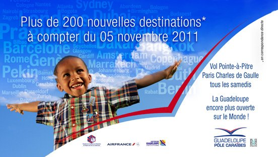 Infos > Aéroport Guadeloupe