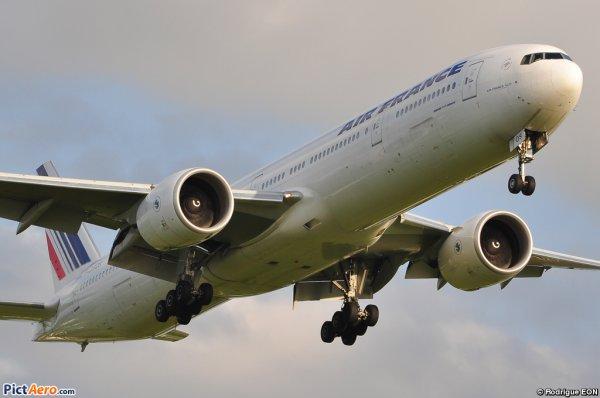 INFOS > Vols Roissy CDG Air France