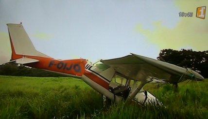 ALERTE INFOS  !! > Crash d'un Cessna 150 #Martinique