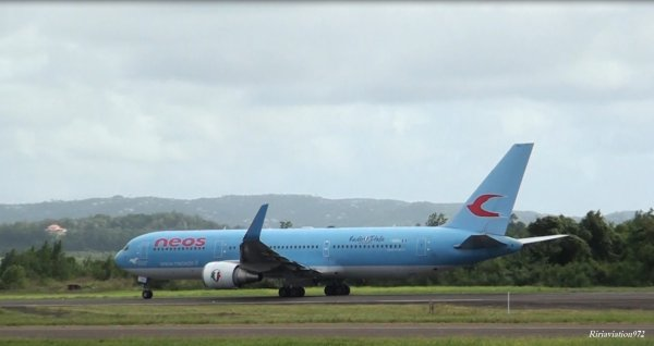 Airport > Yesterday Martinique > Hier en #Martinique