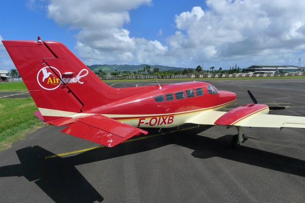 Photos > Cessna 402 > Airawak > #Martinique