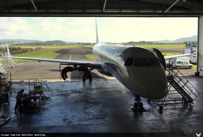 Photos > Embraer Air Caraibes #Martinique