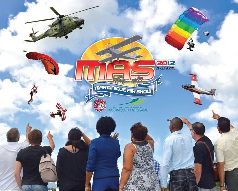 Infos > #Martinique Air Show !