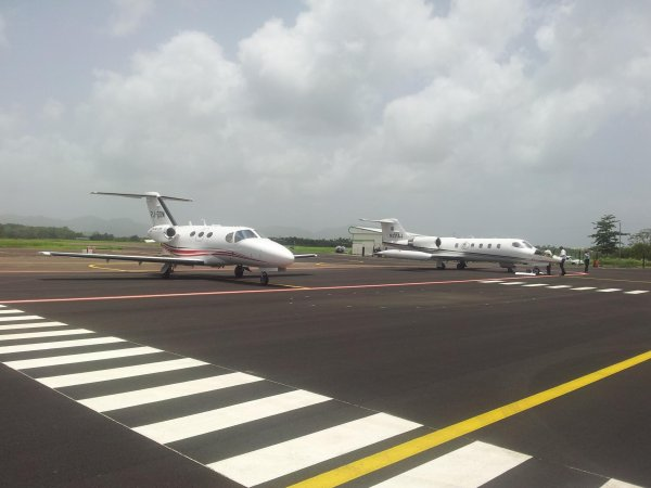 Aéroport > Yesterday Martinique Airport