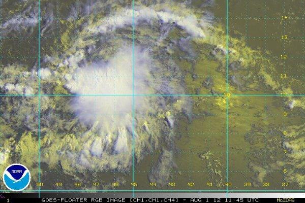 Infos > Conditions Météorologique > Dépression Tropical