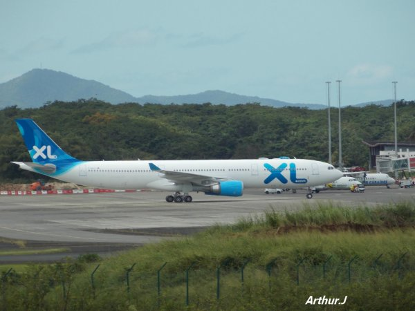 Guadeloupe > New > XL Airways