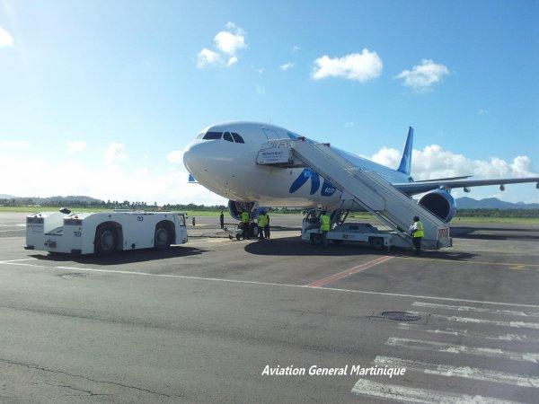 Martinique > New > XL Airways