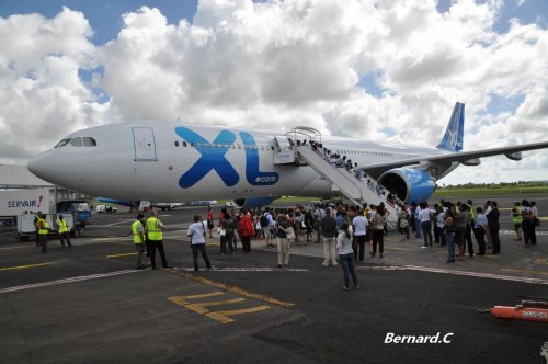 Martinique > New > XL Airways