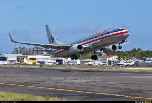 New > Martinique > American Airlines