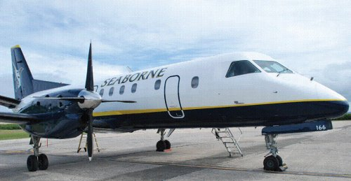 New > Martinique > Guadeloupe > Seaborne Airlines