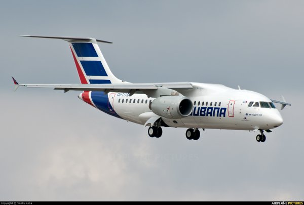 New > Martinique > Guadeloupe > Cubana De Aviacion
