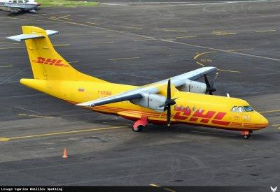 Rare > Martinique > DHL > ATR-42
