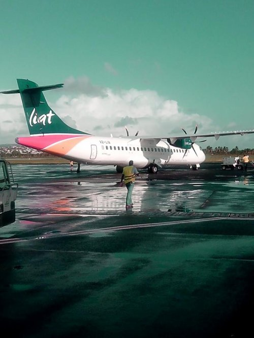 New > Premier ATR.72-600 en Martinique