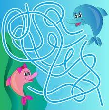 un petite jeux  quelle fils rejoint le dauphin rose