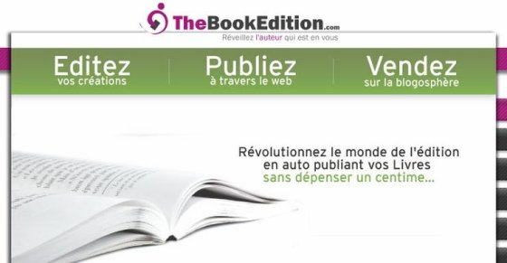 Merci à Thebookedition.com