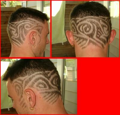 blog de capillir page 38 capillisculpture hair design coupe tribal dessin tribal au. Black Bedroom Furniture Sets. Home Design Ideas