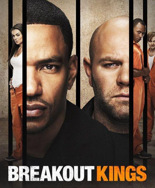 """Le nouveau projet du producteur de """"Prison Break""""...  Breakout Kings"""