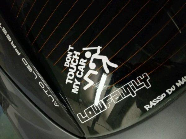 Nouveau stickers
