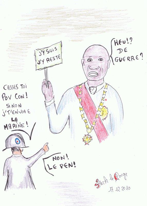 Ultimatum de Nicolas à Gbagbo!