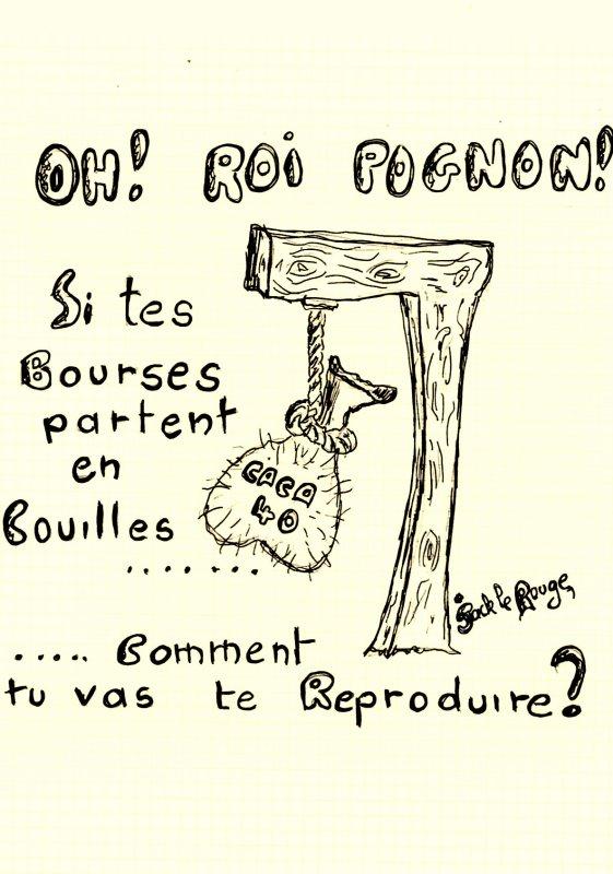 DSK: La Bourse....ou La Vie?