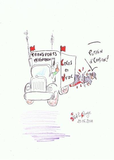 19 Juin 1986 : PPutain d' Camion!