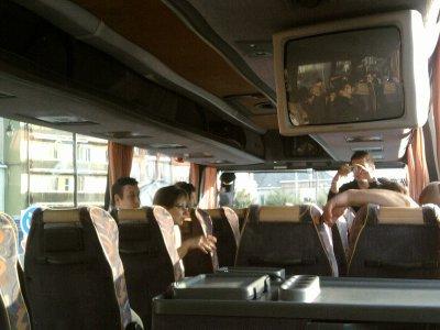 tro le delire dans le bus pour vianden
