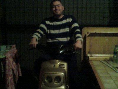 moi et mon booster spirit