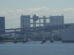 26 Septembre : Odaiba