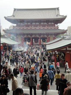 24 Octobre - Asakusa