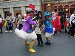 28 Octobre 2010 - Tokyo Disneyland