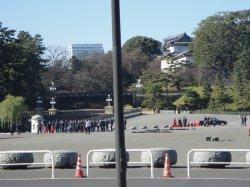 23 Décembre 2010 - Yûrakuchô (à noter : ce magnifique temps !)