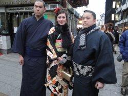 1er Janvier - Nouvel an à Asakusa
