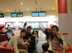 7 Janvier - Bowling à Shin-Misato