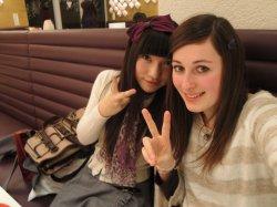 16 Janvier - Harajuku (Risa, Meg, Cam)