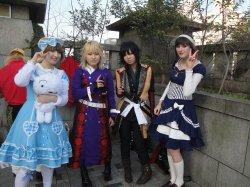 27 Février - Cosplay à Harajuku