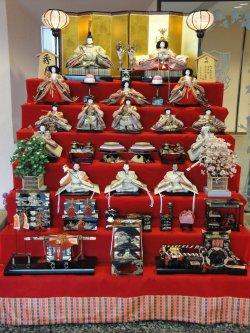 3 Mars - Hina matsuri 雛祭り