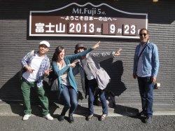 23 Septembre - Mont Fuji