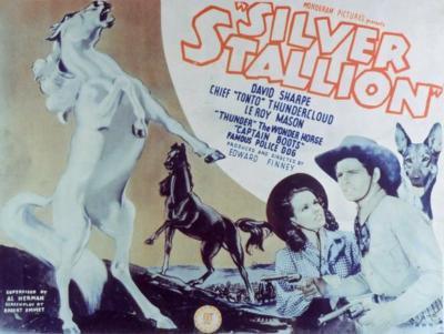 SILVER STALLION 1941