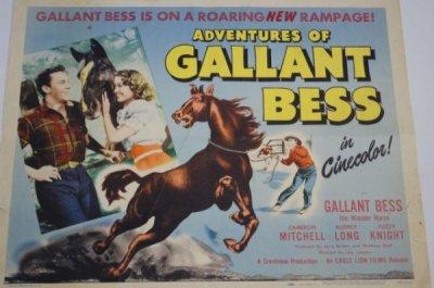 LES AVENTURES DE GALLANT BESS 1948