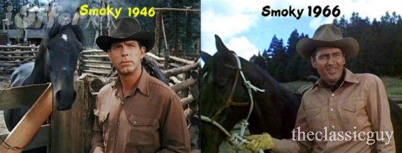 SMOKY 1946 et SMOKY 1966