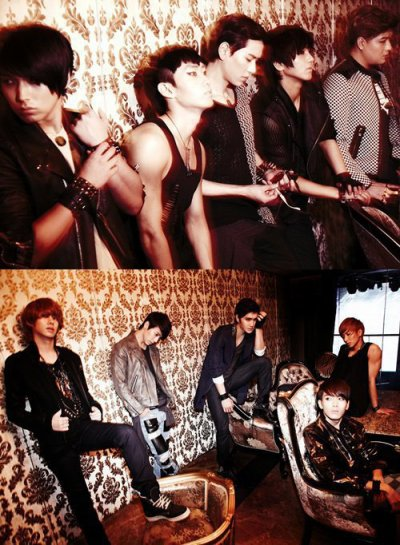 Les Super Junior : WE PROM15E TO B13LIEVE <3