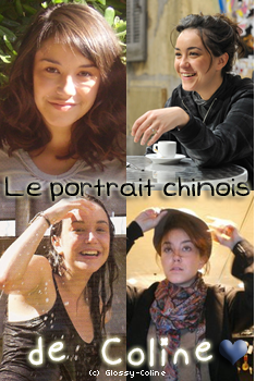 Le portrait chinois de Coline