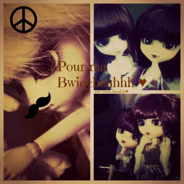 Pour ma Bwiocheuhhhh♥♥
