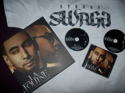 NEW album de LA FOUINE !!!.