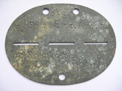 N°33 - Plaque de la Heer (Service Sanitaire)
