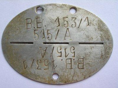 N°88 - Plaque de la Heer (Génie)