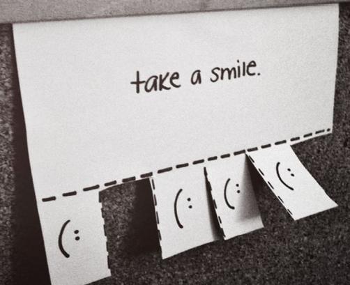 Take a Smile !!!!