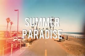 """C'est Notre """"Summer Paradise"""" à toutes les Deux...."""
