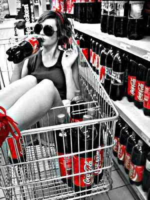 il faut boire pour oublier lol